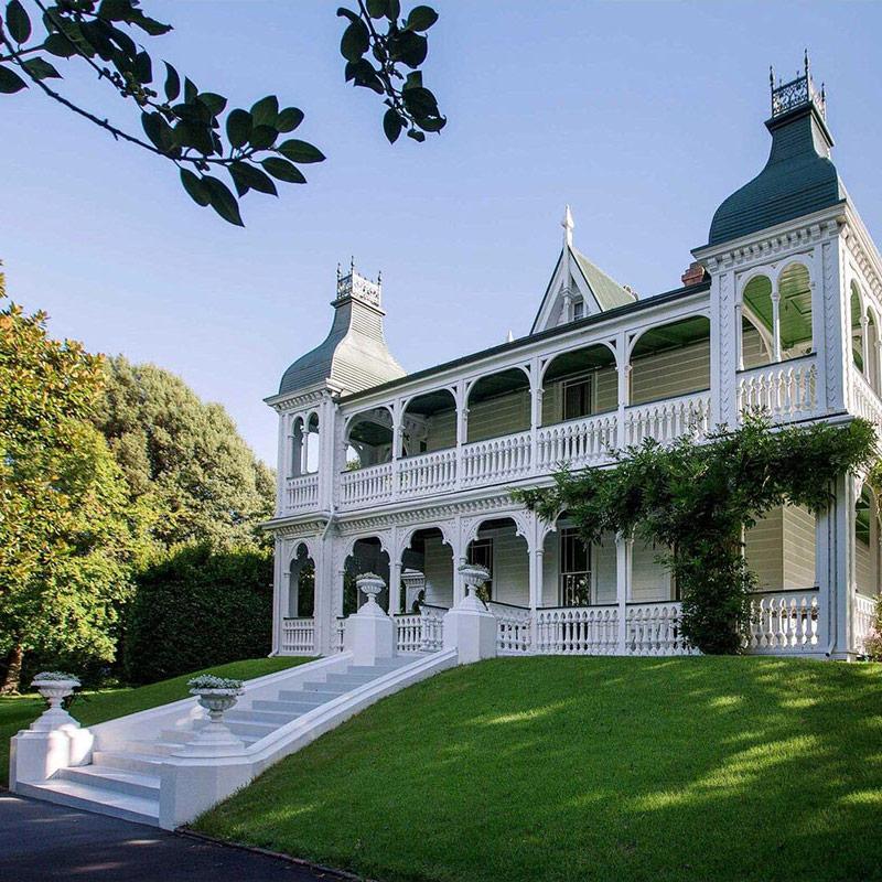 Alberton House Side