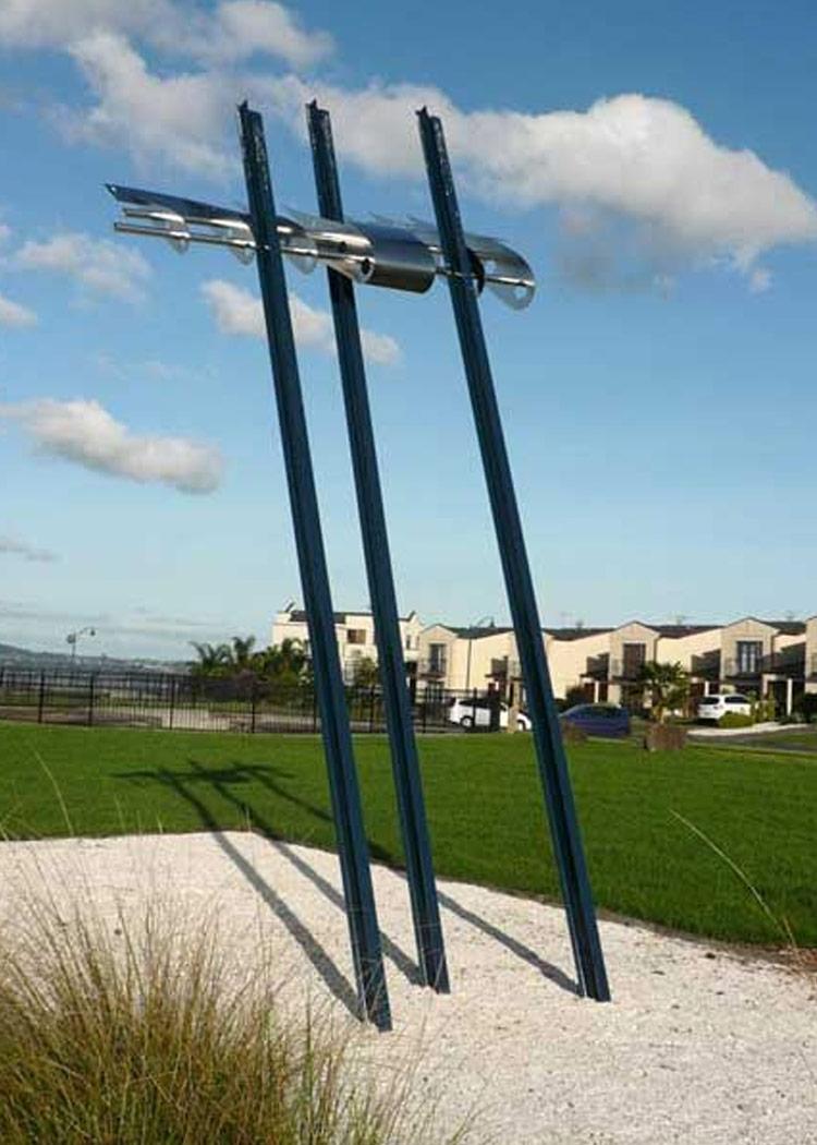 Lancaster Bomber Memorial