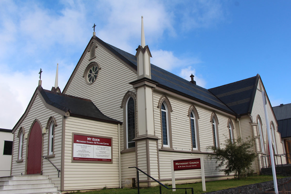Mt Eden Methodist Church