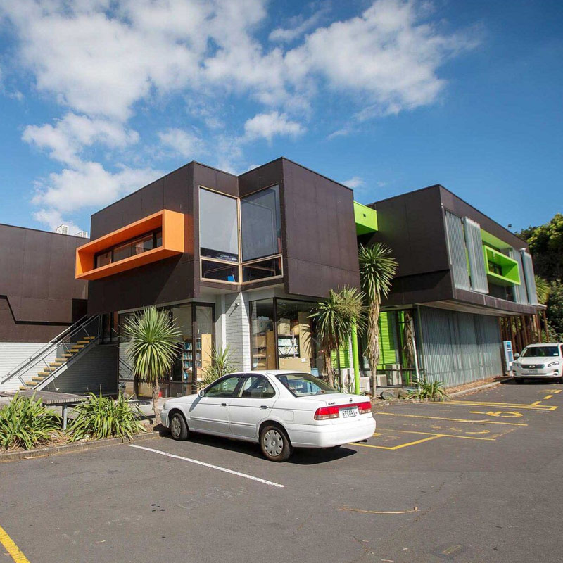 Mt Roskill Library Angles